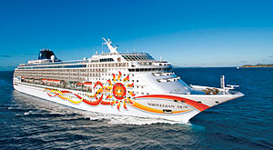 Norwegian announces five freestyle cruising ships sailing to the Caribbean from Miami, Tampa and New Orleans in 2012/13