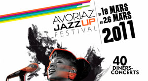 Exceptional line up announced for the forth Avoriaz Jazz Up Festival 2011