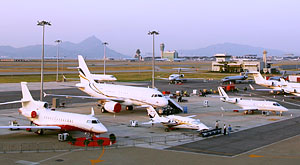 Asian Business Aviation 2011 shapes up to be most successful yet