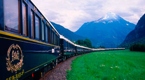 Learn, discover and delight with Orient-Express' trains and cruises in 2011