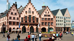 Discovering the Frankfurt Rhine-Main Region