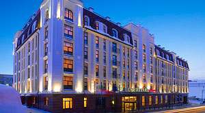 Courtyard by Marriott continues expansion in Russia