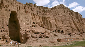 Ten years on – remembering the tragic destruction of the giant Buddha statues of Bamiyan (Afghanistan)