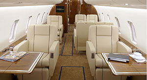 Flying Colours brings its expertise to Asia – five newly completed Challenger 850s headed East