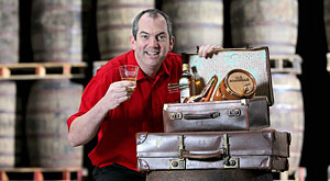 Master Distiller set to take distillery on tour