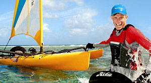 "Ben Southall says ""isle see you later"" and departs for the Best Expedition in the World"