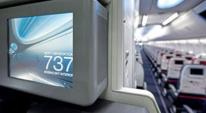 New Sky Interior on Turkish Airlines fleet