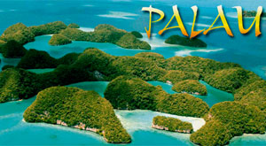 Palau´s Rock Islands becomes a UNESCO World heritage site