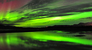 You could be twice as likely to see the Northern Lights this and next year
