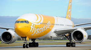 Scoot to launch the first and only low cost flights linking Singapore and Seoul