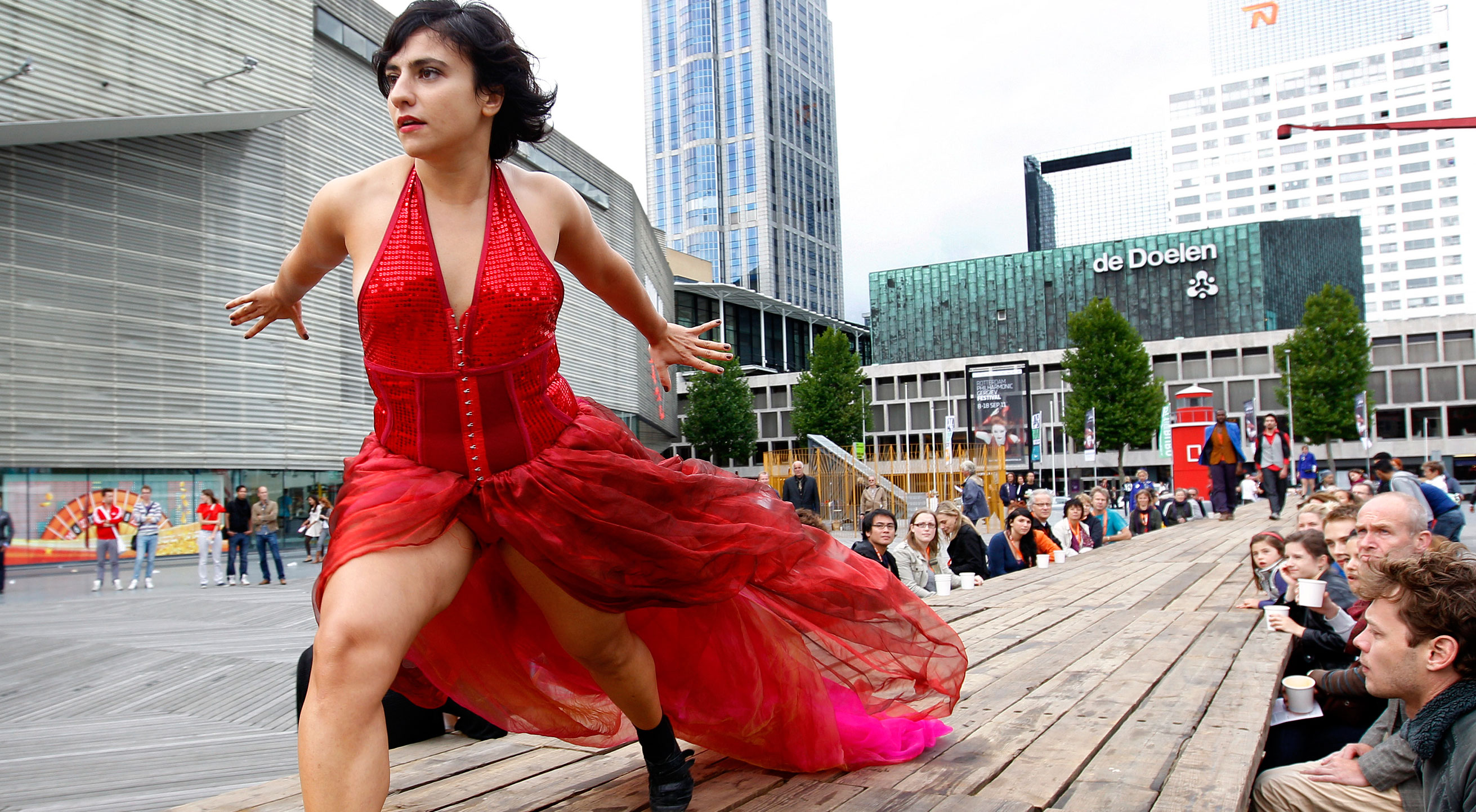 Rotterdam city of culture will buzz with activity this autumn