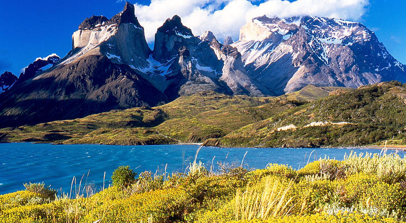 Chile's Torres del Paine National Park selected as 8th Wonder of the World