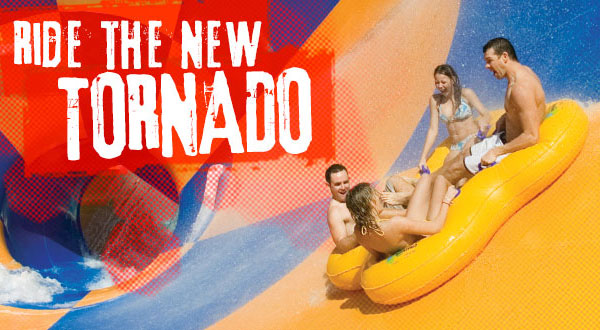 Wet 'n' Wild Las Vegas introduces new extreme slide