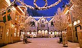 Christmas market in Liseberg
