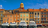 Mediterranean atmosphere in St Tropez