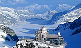 Winter experience in Jungfraujoch