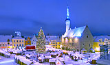 Winter experience in Tallin
